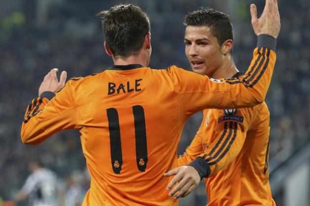 Cristiano Ronaldo Will Carry Real Madrid in Gareth Bale's Absence
