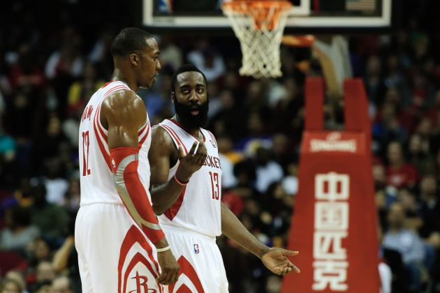 Cleveland Cavaliers vs. Houston Rockets: Live Score and Analysis