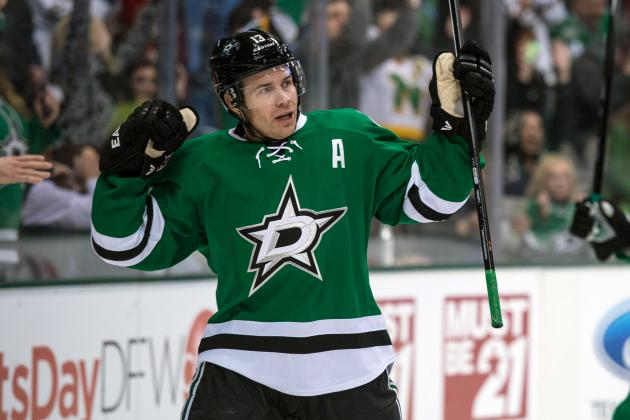 NHL Trade Rumors: Would Dallas Stars Forward Ray Whitney Help a Contender?