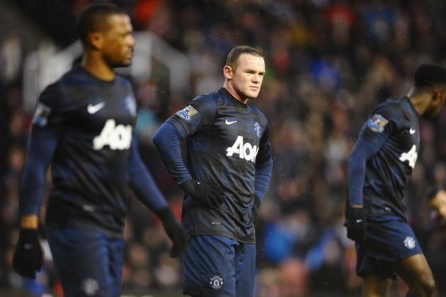 Stoke City vs. Manchester United Score, Grades and Post-Match Reaction