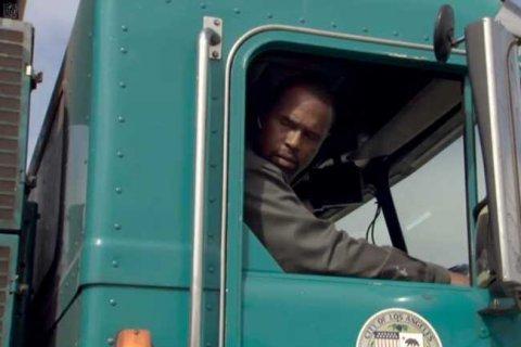 Richard Sherman's Dad Still Drives a Garbage Truck