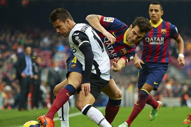 Barcelona vs. Valencia: Score, Grades and Post-Match Reaction