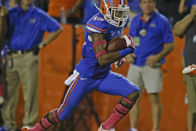 Loucheiz Purifoy Scouting Report: NFL Outlook for Florida CB