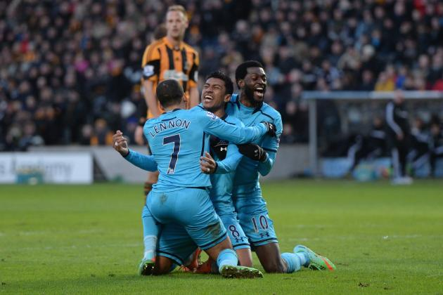 Barclays Premier League Table Week 25: Results That Shook the Standings