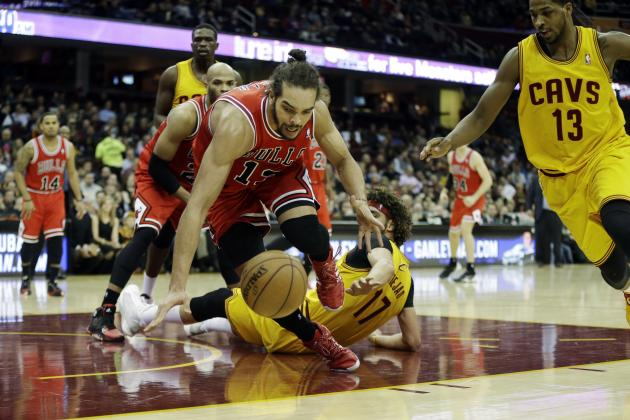 Chicago Bulls' Last Star, Joakim Noah, Is Shining the Brightest