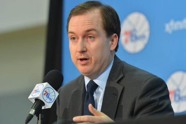 Rumor: 8 Teams Talked Trade with Sixers in Jan.