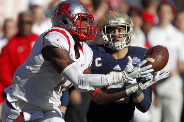 Brandon Coleman Scouting Report: NFL Outlook for Rutgers WR