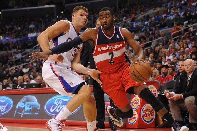 Wizards' John Wall Reaches All-Star Dream, Stays Motivated for More