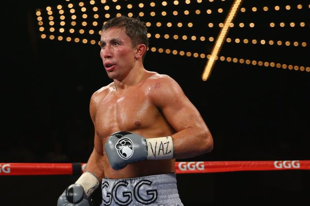 Gennady Golovkin vs. Osumanu Adama: Winner, Recap and Analysis