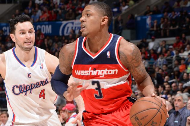 Beal's Minutes Will Increase, Considering 3-Point Shootout