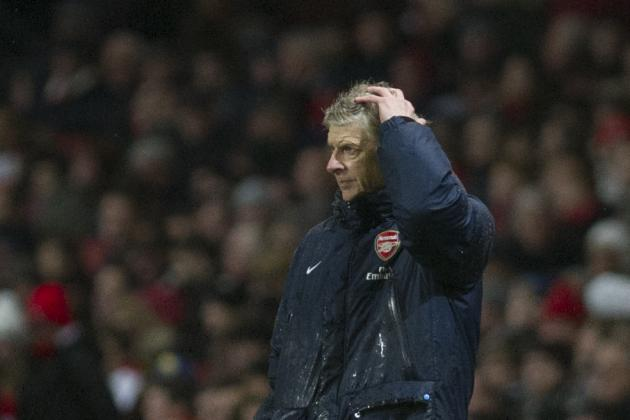 Arsenal's Deadline Day Business Made to Look Inadequate Inside 24 Hours