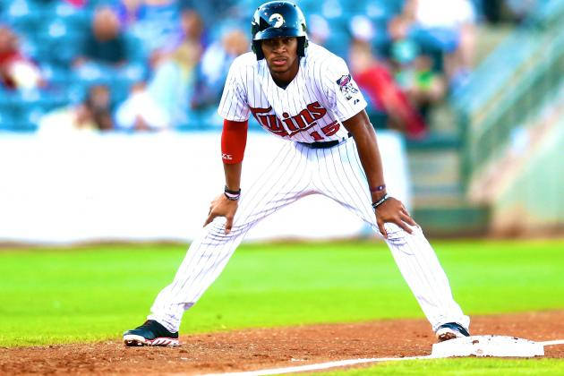 What to Expect from MLB's No. 1 Prospect Byron Buxton in Spring Training