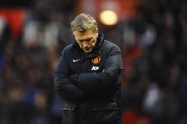 United's Stoke Loss Highlights Poor Transfer Strategy, Curious In-Game Decisions