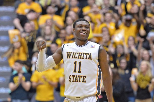 No. 4 Wichita St. Starts Slow but Reaches 23-0