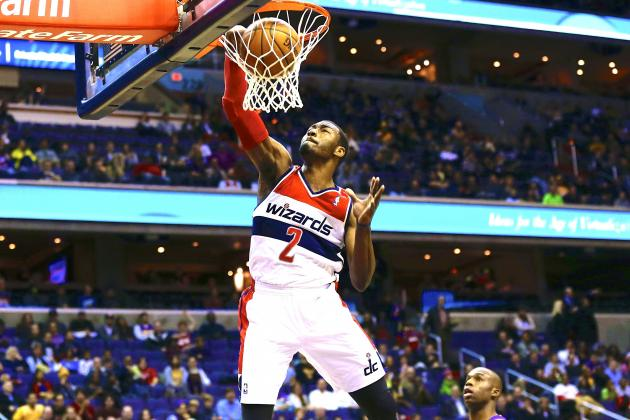 John Wall, Damian Lillard Reportedly Invited to 2014 NBA Slam Dunk Contest