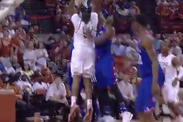 Cameron Ridley Posterizes Joel Embiid