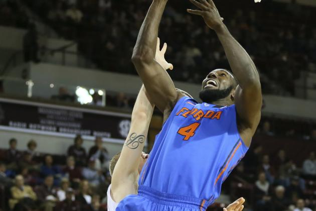 Young Celebrates, Leads Florida to 69-36 Rout of Texas A&M