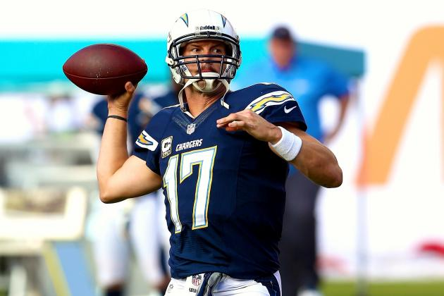 Philip Rivers Named 2013-14 AP Comeback Player of the Year