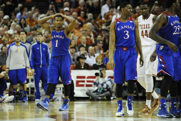 No. 6 Kansas Receives Reminder About Defense in Loss at No. 25 Texas