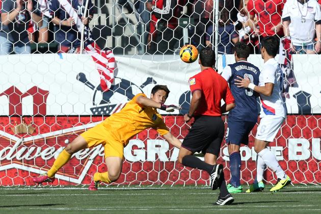 Two Goals Make Wondolowski's Case in U.S.'s 2-0 Win over South Korea