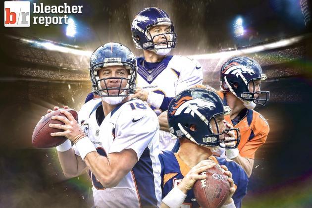 Peyton Manning Wins 2013 AP Most Valuable Player Award