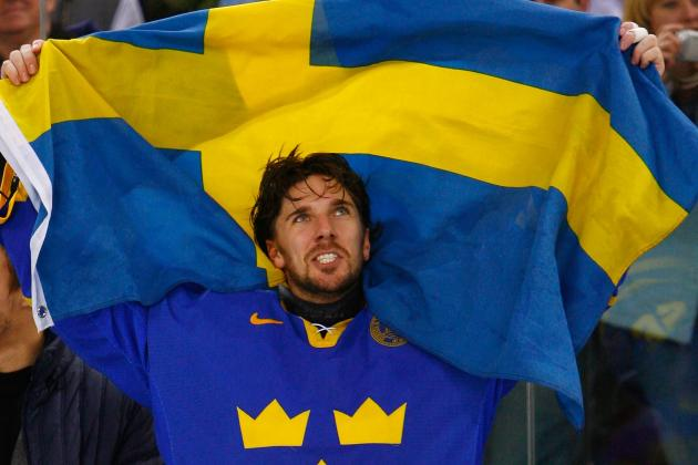 Sweden Olympic Hockey 2014: Are Swedes the Real Favorite in Sochi Olympics?