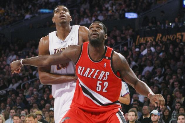 Greg Oden Responds to Indiana Pacers Signing Andrew Bynum