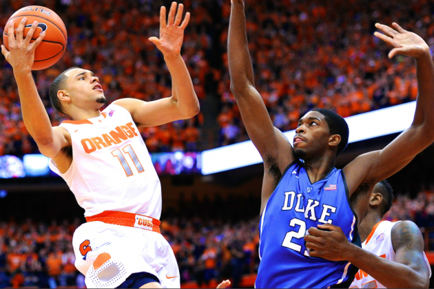 Duke vs. Syracuse: Live Score, Highlights and Reaction