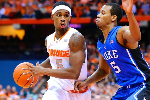 Duke vs. Syracuse: Score, Grades and Analysis