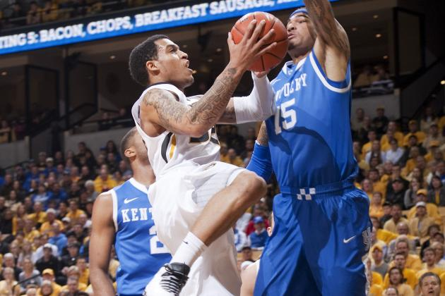 Jabari Brown Has Been a Game-Changer for Missouri Tigers