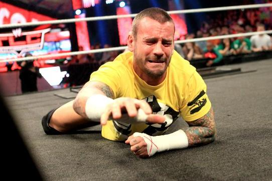 Update on CM Punk's Exit: Unhappy over Not Being Pushed Like  John Cena?