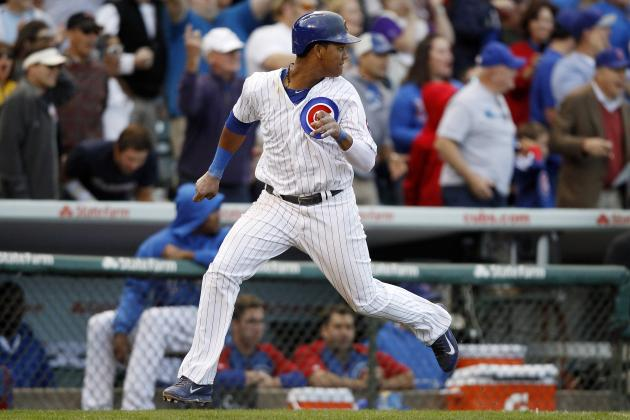 Projecting the Chicago Cubs' 2014 Opening Day Roster