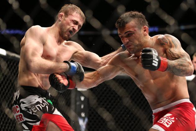 Ali Bagautinov vs. John Lineker: What We Learned from UFC 169 Fight