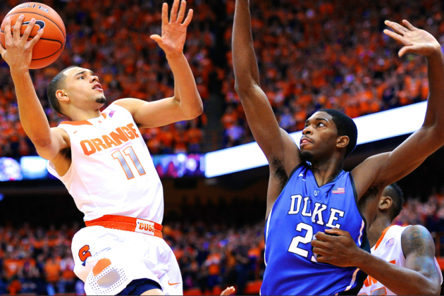 Syracuse-Duke ACC Rivalry Begins with Instant Classic: Orange Win OT Thriller