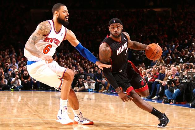 Miami Heat vs. New York Knicks: Postgame Grades and Analysis
