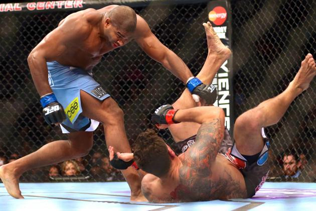 UFC 169 Results: Overeem Fought Smart but Isn't Ready for Velasquez, JDS