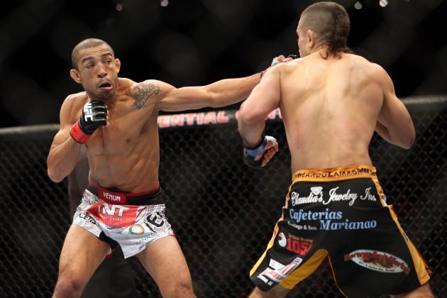Aldo vs. Lamas: Twitter Reacts to UFC 169 Co-Main Event