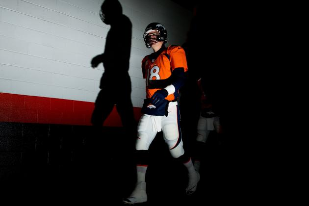 Peyton Manning's 5th MVP Award Strengthens QB's Case to Be Best Ever