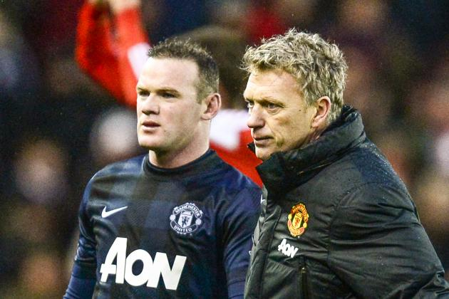 Moyes' Tactics to Blame for Manchester United Defeat to Stoke