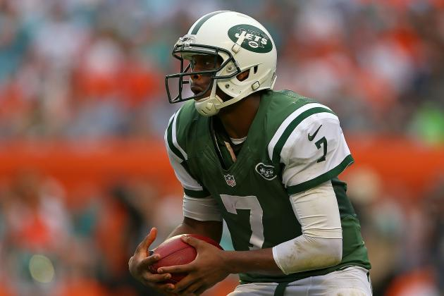 Idzik, Ryan Tell QB Smith to Act 'Like a Jet'