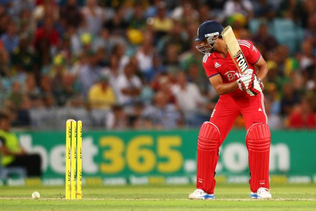 Australia vs. England, 3rd T20: Ravi Bopara's Dismissal Tells You Everything