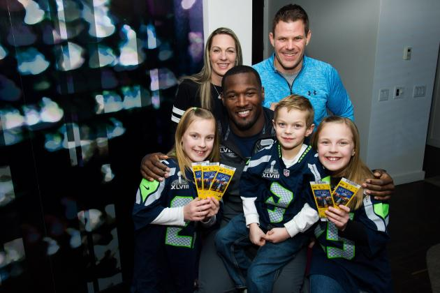 Derrick Coleman's Letter from New Jersey Girl Enhances Inspiring Journey
