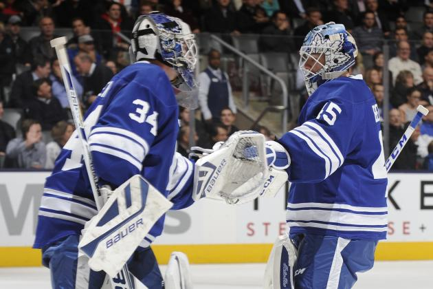 Has Jonathan Bernier Won the Toronto Maple Leafs' 2013-14 Goalie Battle?