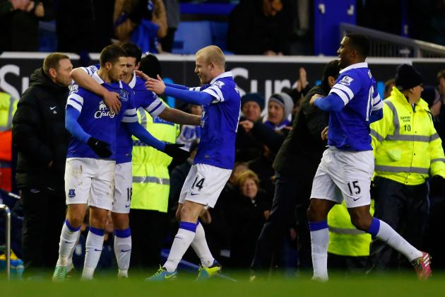 6 Things We Learned from Everton vs. Aston Villa
