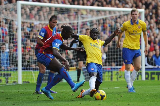 Arsenal vs. Crystal Palace: Live Player Ratings for the Gunners