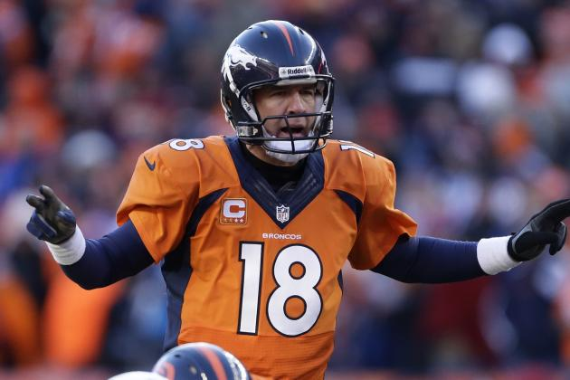 Examining Peyton Manning's Omaha Craze Heading into 2014 Super Bowl