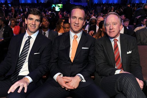 Archie Manning Discusses Son Peyton's NFL Future, 2014 Super Bowl and More