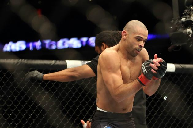 UFC 169: The Good, Bad and Strange from Barao vs. Faber Fight Card