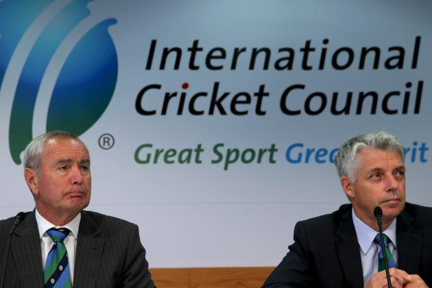 ICC President Alan Isaac: World Cricket's Clown of the Month, January 2014