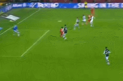 GIF: Mario Gotze Scores Volleyed Scorcher for Bayern Munich vs. Frankfurt